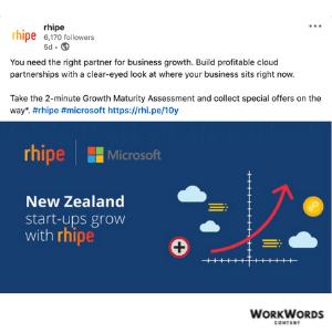 B2B-campaign-tech-LinkedIn-ad